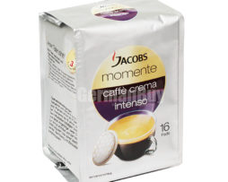 Jacobs Momente Caffè Crema Intenso Coffee Pods