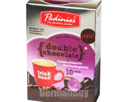 Minges Padinies Double Chocolate Coffee Nespresso Capsules