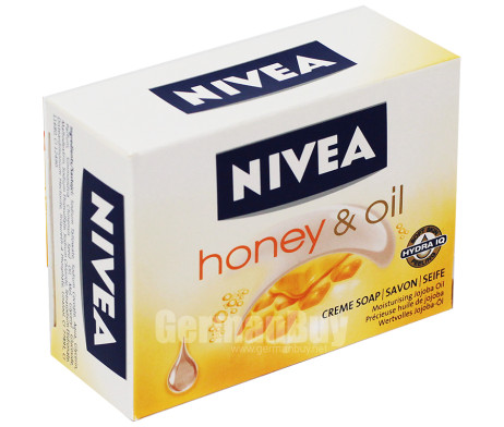 Nivea Honey & Oil Creme Care Soap