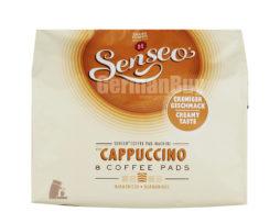 Senseo Cappuccino Coffee Pods Creamy Taste