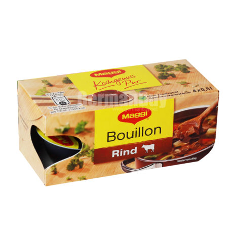 Maggi Pure Beef Bouillon , from Germany