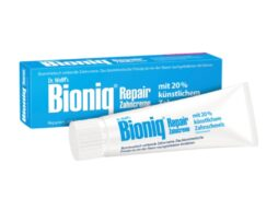 Bioniq Repair Toothpaste from Germany