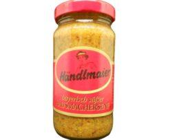 Handlmaier Bavarian Weisswurst Sweet Home Made Mustard