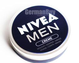 Nivea Men Creme - Face Body Hand Cream - from Germany