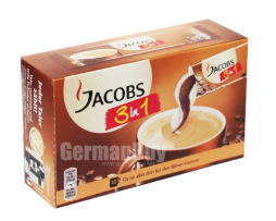 Jacobs Coffee 3 in 1, Sticks from Germany