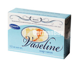 Kappus Vaseline Soap Bar, from Germany