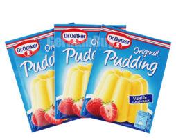Dr. Oetker Vanilla Pudding