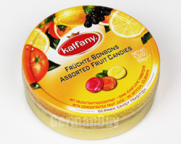 Kalfany Fruit Candies, Sweet Drops from Germany