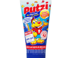 Putzi Fluor & Calcium Toothpaste for Kids