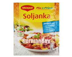 Maggi Fix & Fresh Solyanka, from Germany