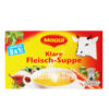 Maggi Clear Meat Soup Cubes, from Germany