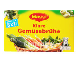 Maggi Clear Broth Vegetable Broth Cubes