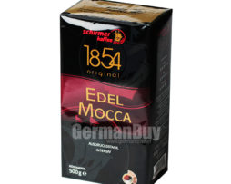 Schirmer 1854 Original Mocca Ground Coffee, from Germany