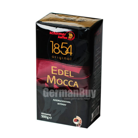 Schirmer 1854 Original Mocca Ground Coffee, from Germany