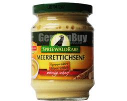 SpreewaldRabe Horseradish Mustard