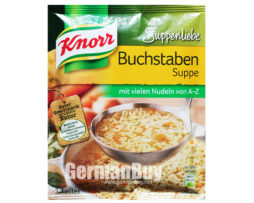 Knorr Alphabet Noodles Soup , from Germany