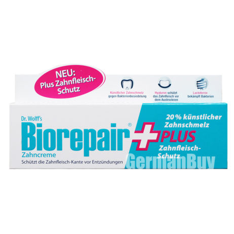 Biorepair Plus Toothpaste from Germany