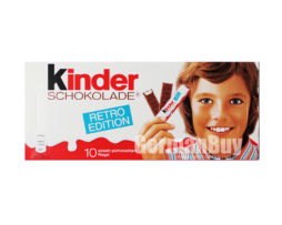 Ferrero Kinder Chocolate Bars