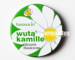 Herbacin Wuta Chamomile Hand Cream