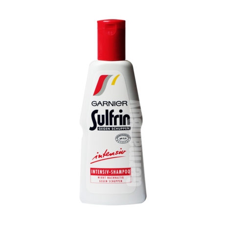 Sulfrin Intensive Dandruff Shampoo from Germany