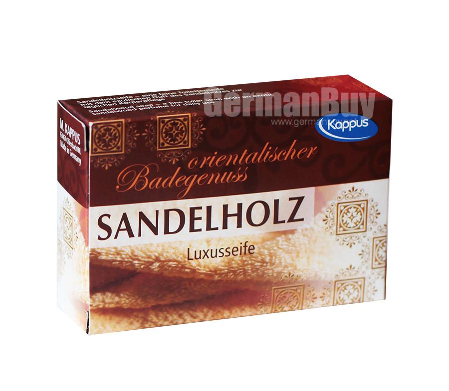 Kappus Sandalwood Luxury Soap Bar Buy German