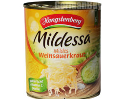 Hengstenberg German Sauerkraut Mildessa Classic Mild from Germany
