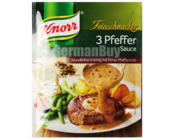 Knorr Gourmet 3 Pepper Sauce , from Germany