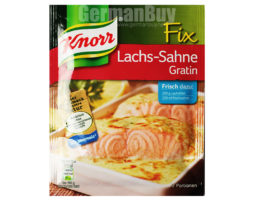 Knorr Fix for Creamy Salmon Gratin , from Germany