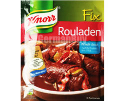 Knorr Fix For (Beef) Roulades Mix, from Germany