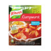 Knorr Fix Currywurst Mix, from Germany