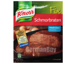 Knorr Fix Schmorbraten Mix, from Germany
