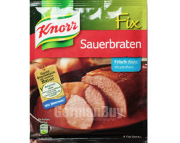 Knorr Fix Sauerbraten (Marinated Pot Roast) Mix, from Germany