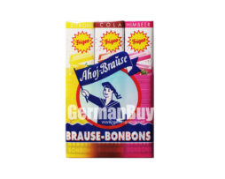 Frigeo Ahoj Brause Bonbon Fizzy Candy from Germany