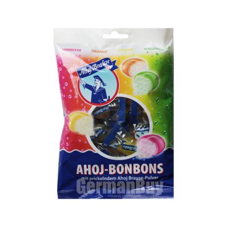 Frigeo Ahoj Brause Bonbons Fizzy Candy 150g/5.3oz from Germany