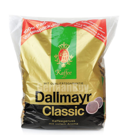 Dallmayr Classic Coffee Pods from Germany