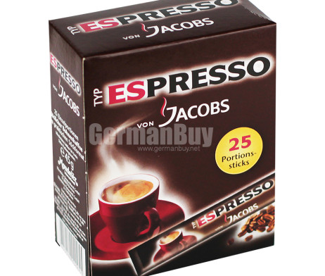 Jacobs Espresso, Sticks, from Germany