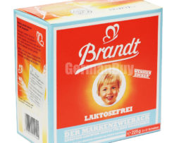 Brandt Zwieback Rusk lactose-free
