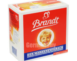 Brandt Zwieback Rusk Toast Original