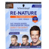 Schwarzkopf Re-Nature Kit MEN DARK Brown Black