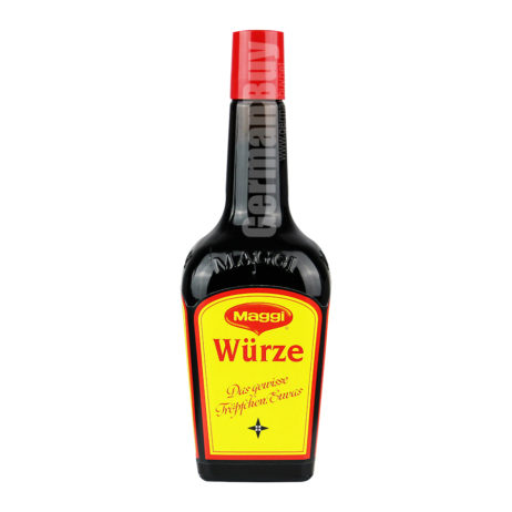 Maggi Würze, Original Maggi Traditional Seasoning Sauce 1000g / 35.2oz from Germany