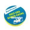 KAUFMANNS Skin- and Childrens Cream - Real Original German Skincare Cream in Tin