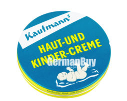 KAUFMANNS Skin- and Childrens Cream - Real Original German Skincare Cream in Tin
