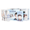 New brilliant innovation of restoring your real hair color: Schwarzkopf RE-NATURE - Anti Gray Hair - Men's Natural Coloring Kit Brown/Black, from Germany. For restoring Brown/Black Hair.