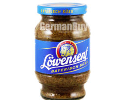 Lowensenf Bavarian Sweet Mustard
