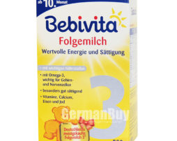 Bebivita 3 Baby Milk Powder 10-18 Months, from Germany