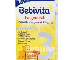 Bebivita 3 Baby Milk Powder 10-18 Months, from Germany