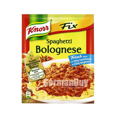 Knorr Fix Spaghetti Bolognese Sauce Mix