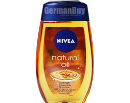 Nivea Natural Oil Shower Oil, from Germany.