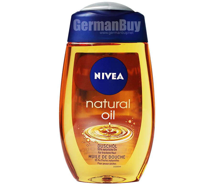 Nivea oil