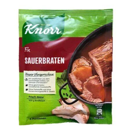 Knorr Fix Sauerbraten Marinated Pot Roast Mix
